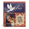 Nativity Peace Card Trio Set Boxed Assorted Christmas Cards