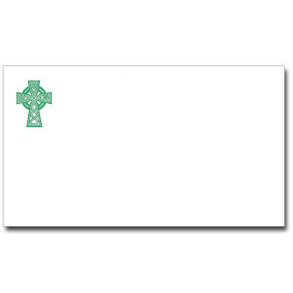 Celtic Cross Notecards, Pkg/25