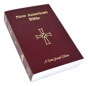 New American Bible- Giant Print