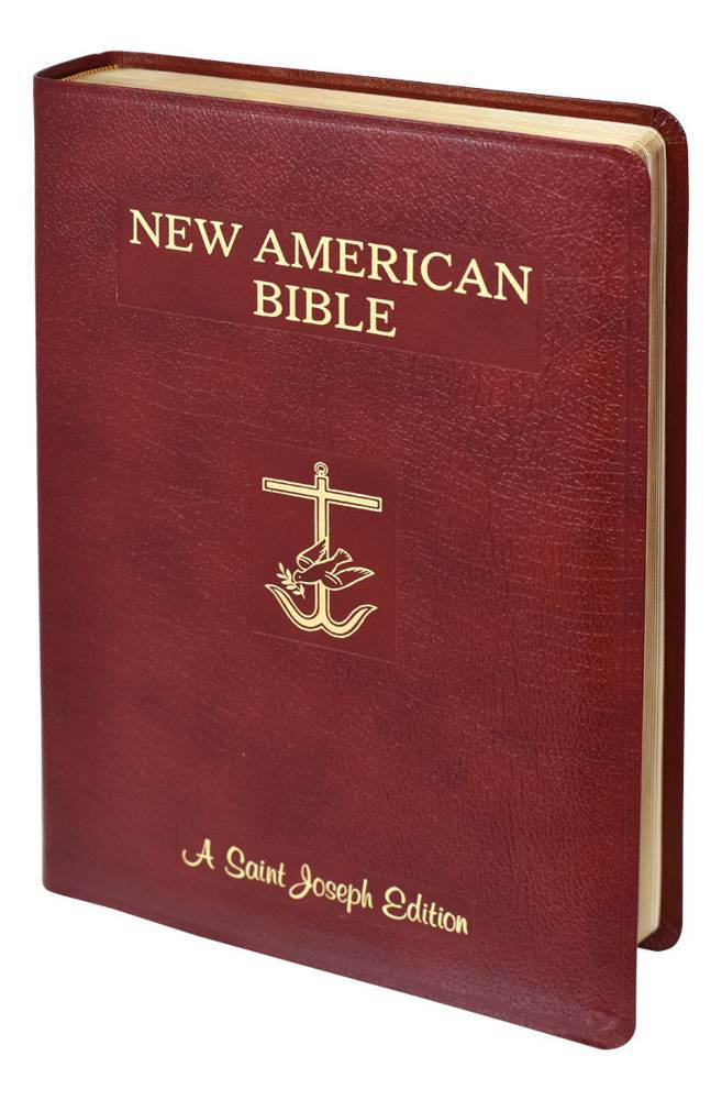 New American Bible (Giant Type)