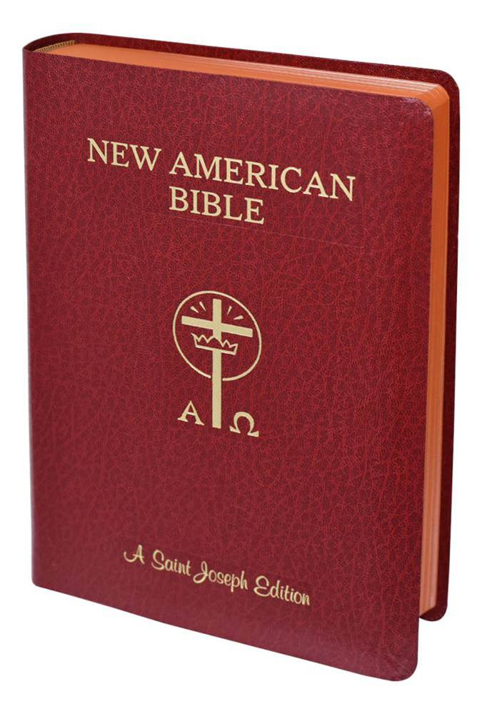 New American Bible-Giant Type