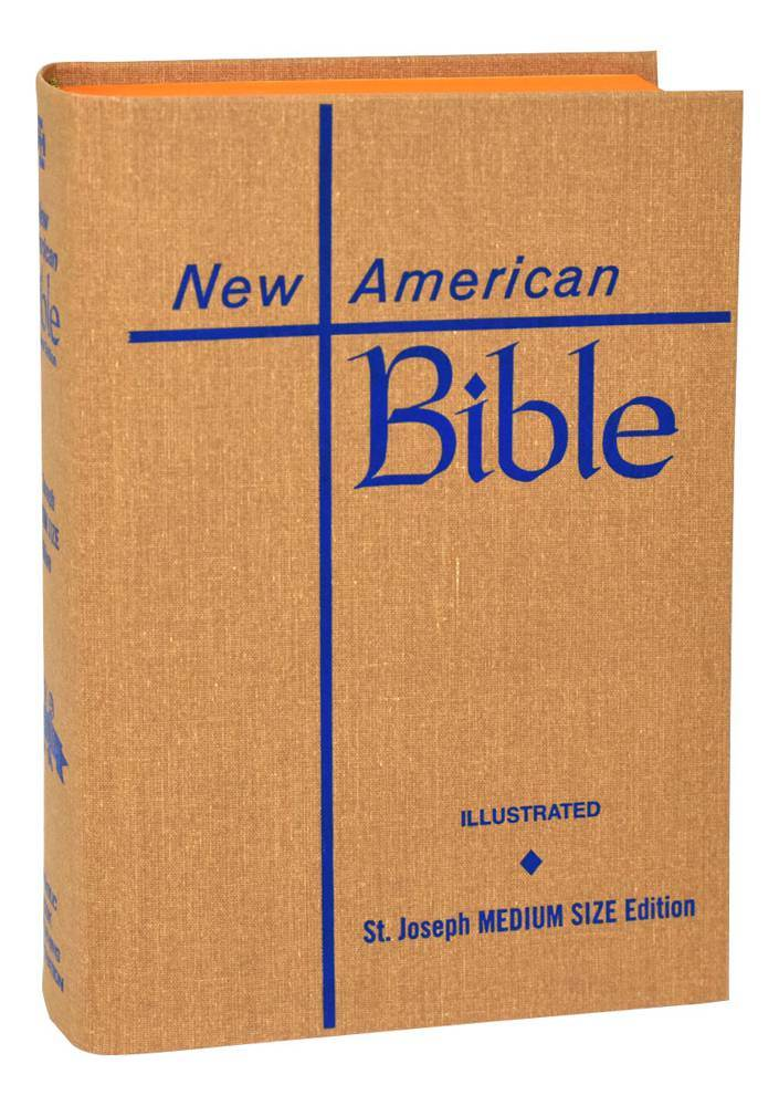 New American Bible- Hardcover
