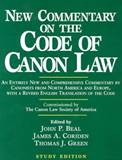 New Commentary On Canon Law