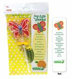 New Life Butterfly Pop with Gummie Caterpillar SEASONAL ITEM