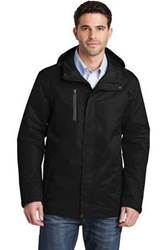 Clergy All Conditions Jacket, Black