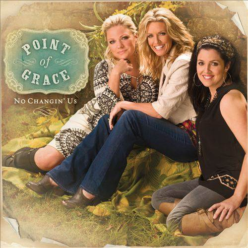 No Changin Us CD point of grace, religious CD, religious music, contempory christian music, hymns, faith inspired, religious soundtrack, boy gift, girl gift,