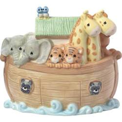 Noahs Ark Overflowing with Love Bank