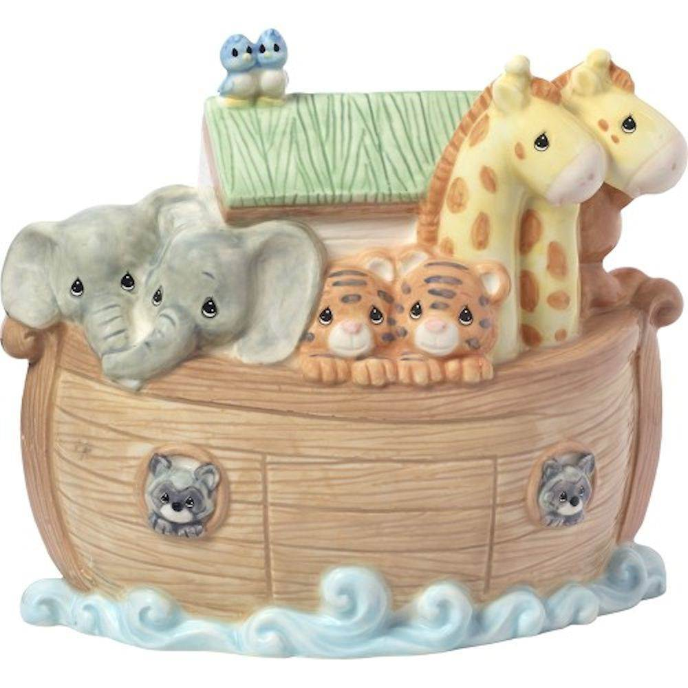 Noah's Ark Overflowing with Love LED Nightlight
