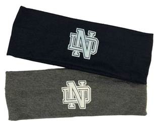 Notre Dame H.S. Stretch Cotton Headband