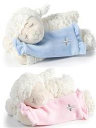 Prayer Plush lamb