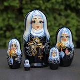 Medium Nativity Nesting Doll