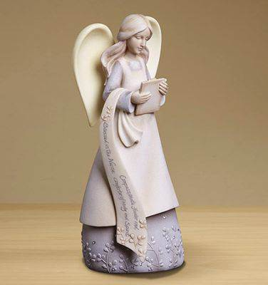 Nurse Angel Figure