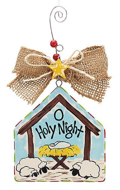 O Holy Night Ornament *While Supplies Last*