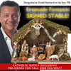 OUR EXCLUSIVE! Fontanini 11 Piece Nativity Set with Stable *SIGNED BY EMANUELE FONTANINI*