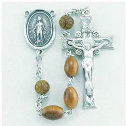 olive wod rosary
