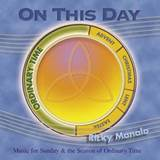 On This Day CD By Ricky Manalo, CSP