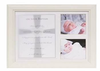 On Your Baptism Frame