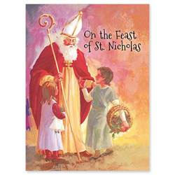 On the Feast of St. Nicholas Boxed Christmas Cards