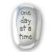 One Day At A Time Thumb StoneOne Day At A Time Thumb Stone