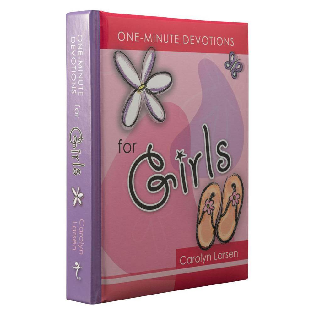 One  Minute Devotions Girls