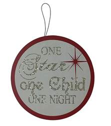One Star, One Child, One Night Ornament