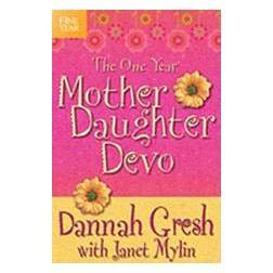 One Year Mother- Daughter Devo