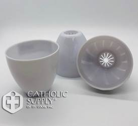 Opaque Candle Wind Protector