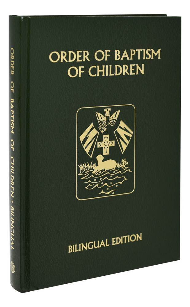 Order Of Baptism Of Children (Bilingual Edition)