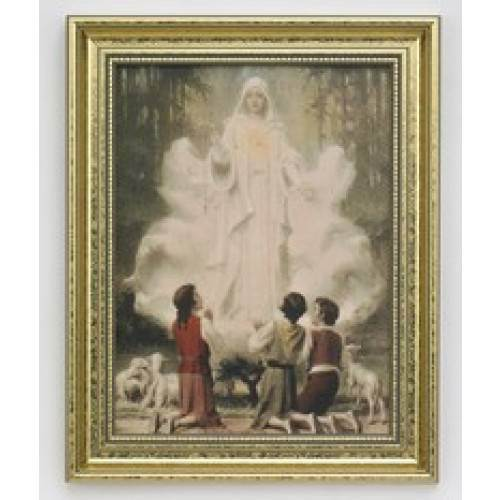 Our Lady of Fatima 11x14 Framed Picture