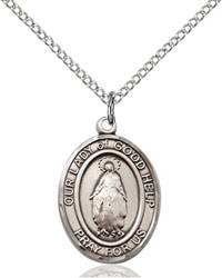 Our Lady of Good Help Pendant
