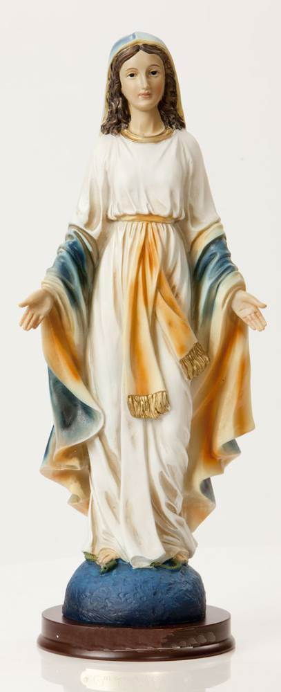 "Our Lady of Grace 12"" Statue Heaven's Majesty*WHILE SUPPLIES LAST*"