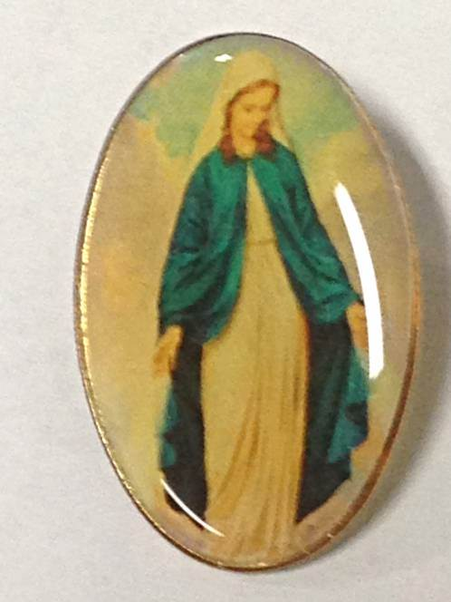Our Lady of Grace Lapel Pin/25PK