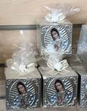 Our Lady of Guadalupe Cube Candle