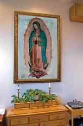Our Lady of Guadalupe Framed Canvas