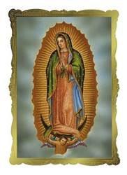 Our Lady of Guadalupe Mass Card 50/Box