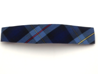 Elastic Headband, Plaid #41