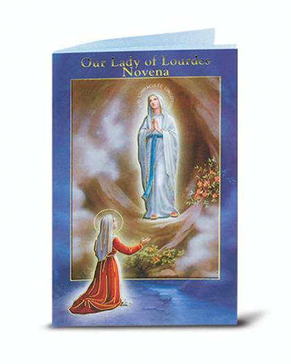 Our Lady of Lourdes Novena Book of Prayer