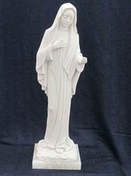 Our Lady of Medjugorie Statue 16""