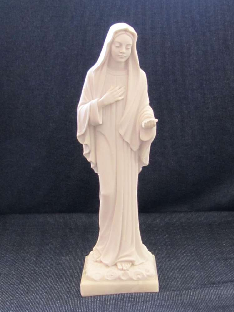 Our Lady of Medjugorie Statue 10""