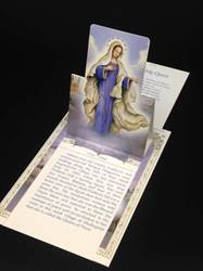 Our Lady of Medjugorje Pop-Up/48 PKG
