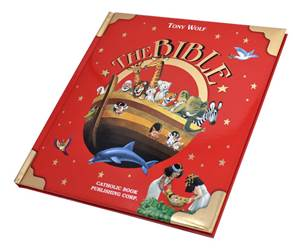 Padded Cover Childrens Bible