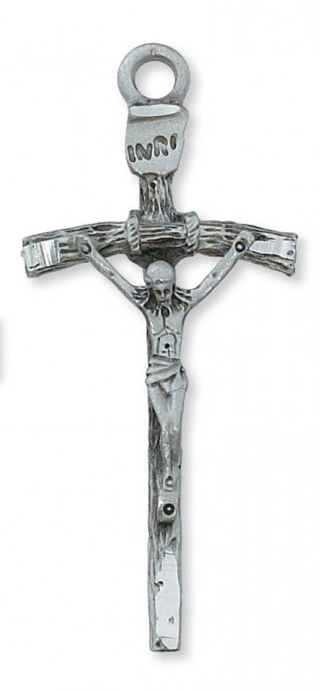 Papel Crucifix Pendant on Chain