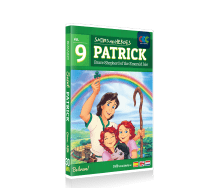Patrick: Brave Shepherd of the Emerald Isle DVD