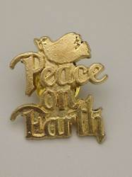 Peace On Earth Dove Lapel Pin/25 pkg *WHILE THEY LAST*