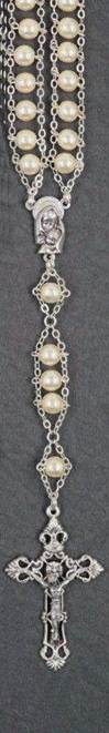 Pearl Ladder Rosary