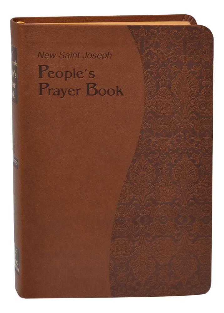 People's Prayer Book This new Saint Joseph People's Prayer Book has everything you need for prayer. The most comprehensive prayer book, the Saint Joseph People's Prayer Book is literally an encyclopedia of prayer.