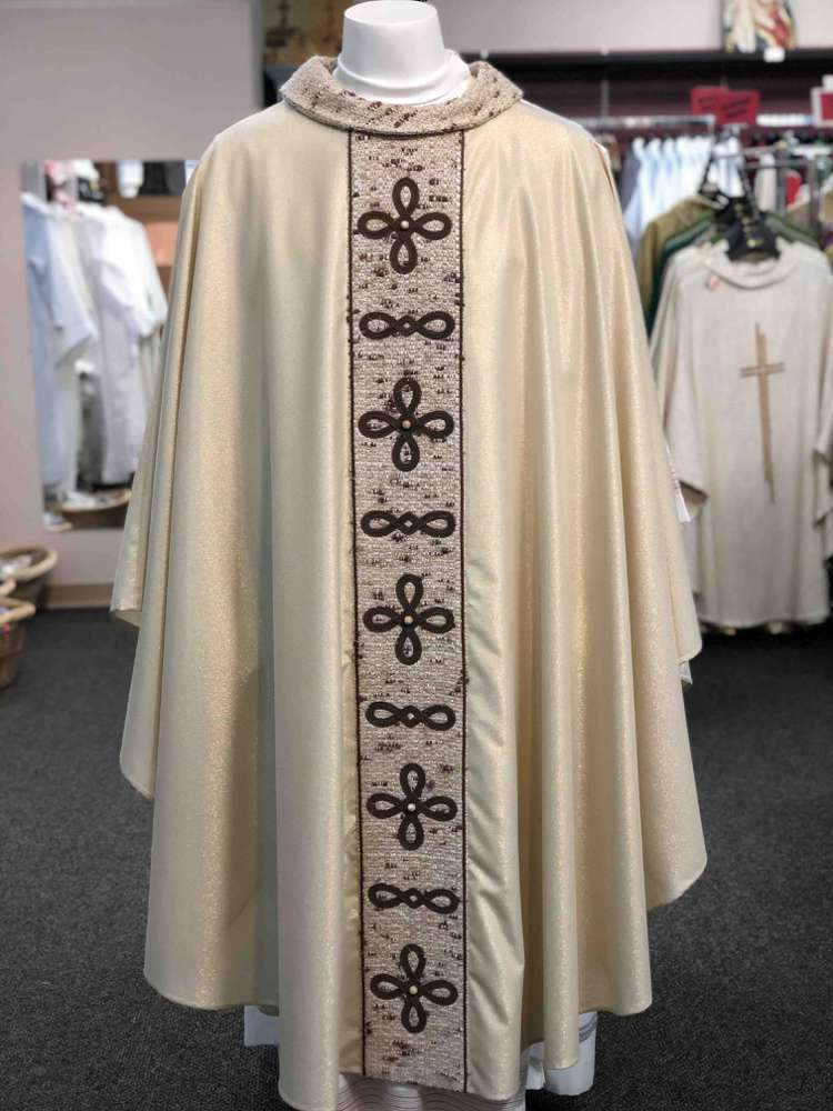 "Cm308 Chasuble ""Francis"" by  Pietrobon Bruno"