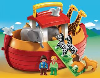 Playmobil Noahs Ark Set