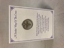 Pocket Way Of The Cross Pocket Token & Guide | CATHOLIC CLOSEOUT