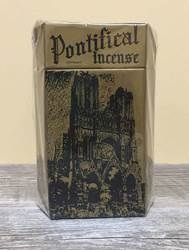 Pontifical Incense 1 Lb Box